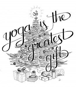 yoga is the greatest gift