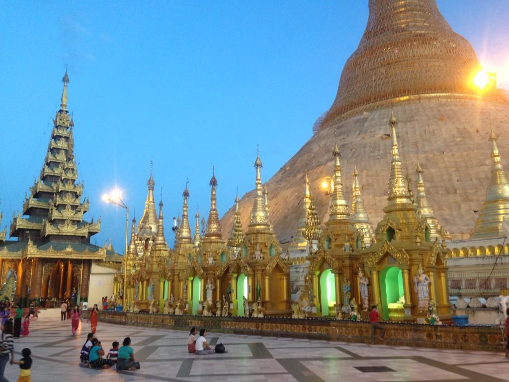Yangon Shwedagon Paya