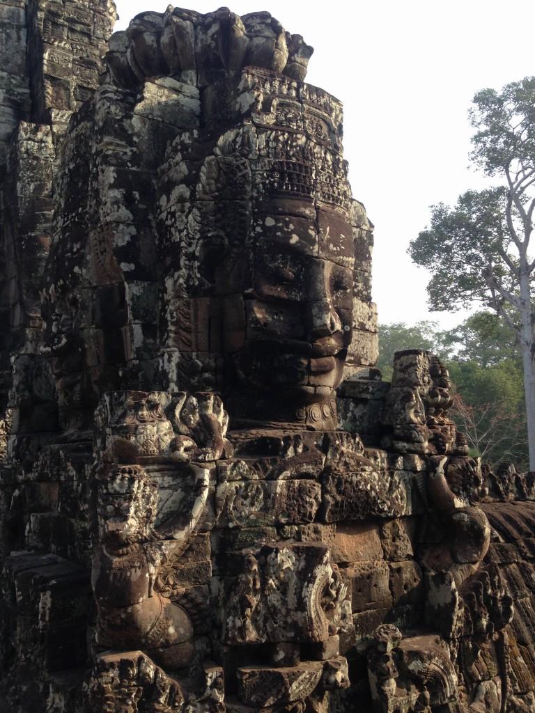 Bayon Temple - Ankor Wat