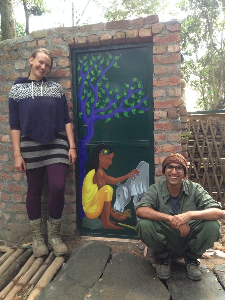 Badmash Peepal Farm Robin Singh Joellen Anderson Worldy Wags