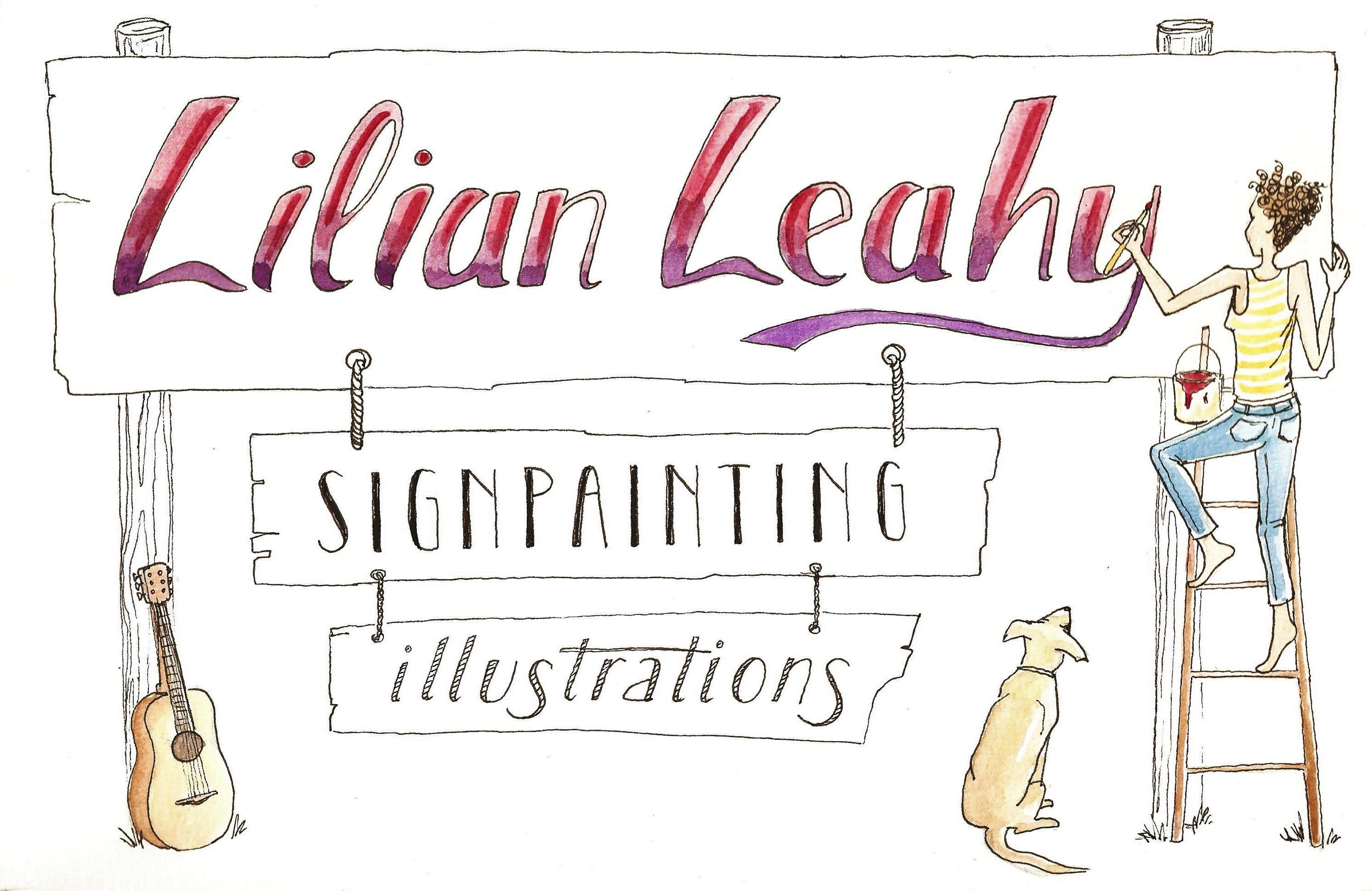 Lilian Leahy Illustrations