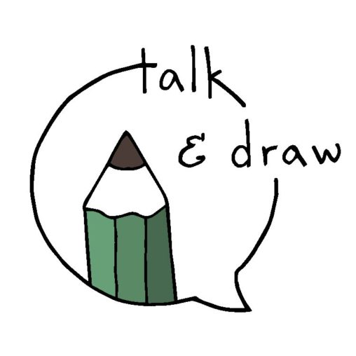 talk & draw 010 rotterdam lilian leahy naomi king illustration illustrations illustrators meetup digital playground rotterdam schildersstraat event creative professionals drawing enthusiasts 2017
